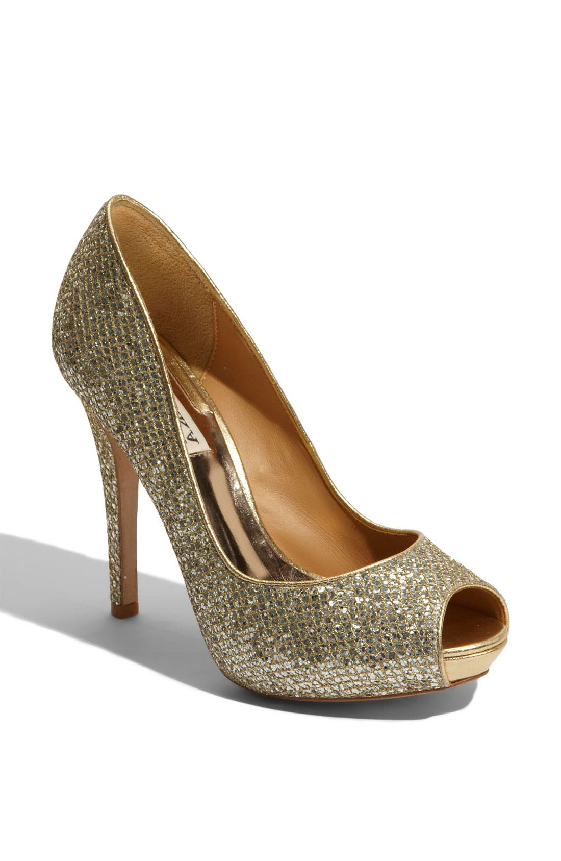Badgley Mischka 'Humbie II' Pump, Main, color, 720