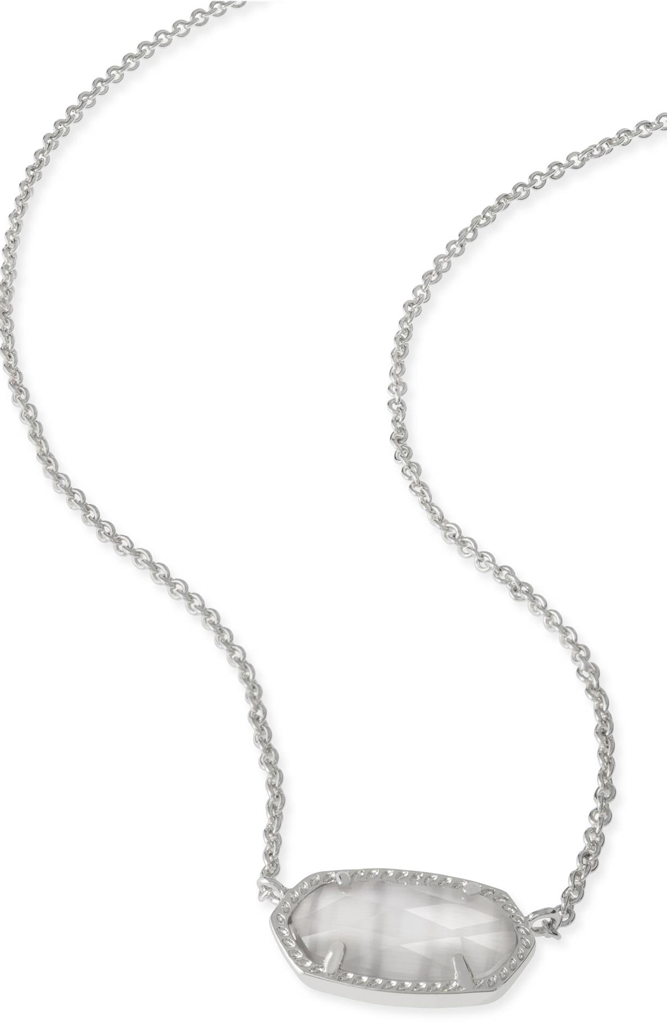 ,                             Elisa Pendant Necklace,                             Alternate thumbnail 109, color,                             023