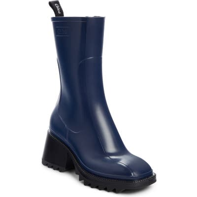 Chloe Betty Rain Boot, Blue