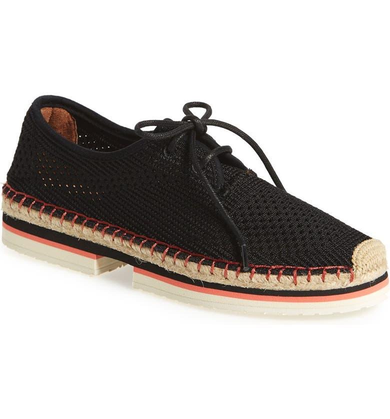 JOY & MARIO 'Windansea' Platform Shoe, Main, color, 001