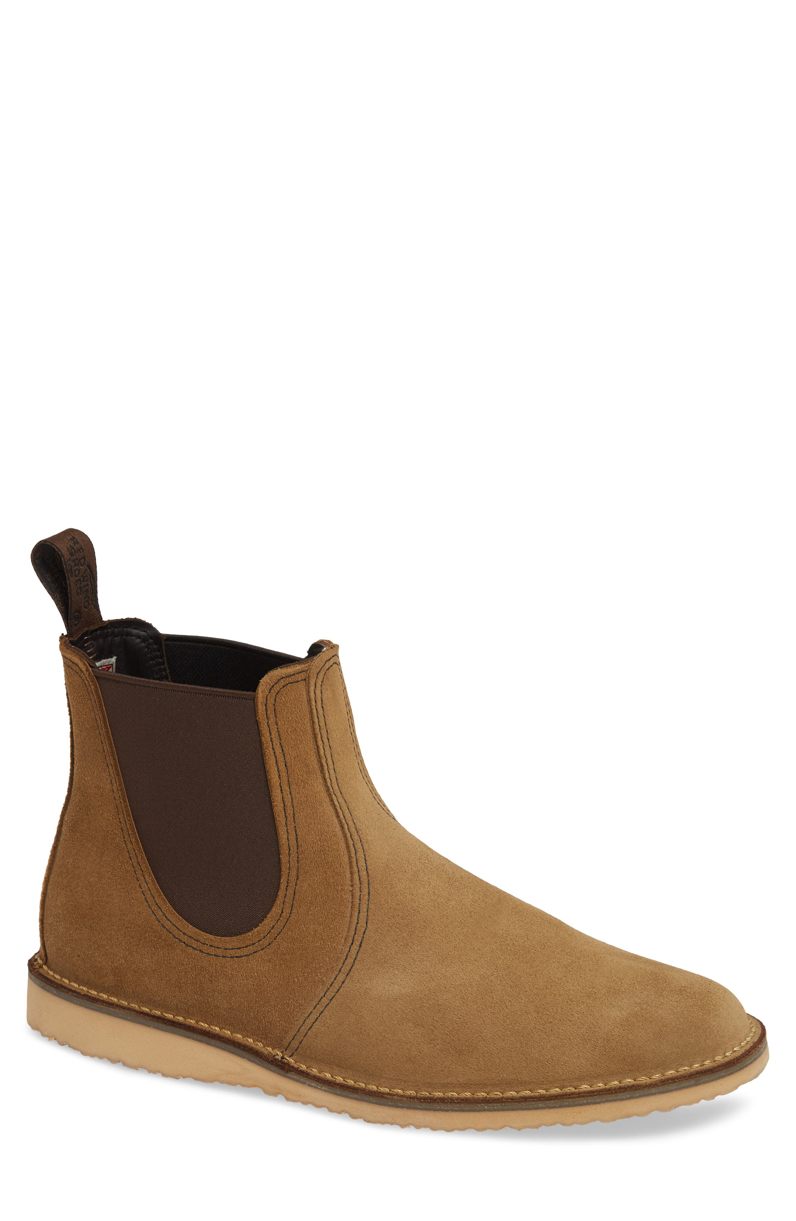 Red Wing Chelsea Boot, Green