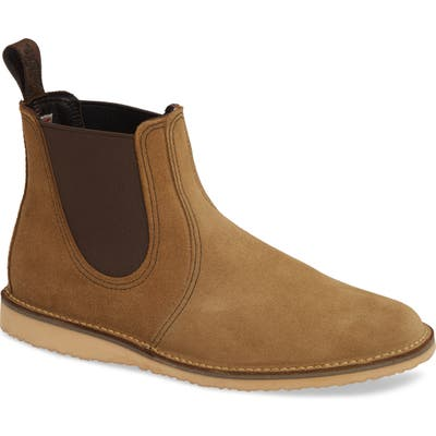 Red Wing Chelsea Boot- Green