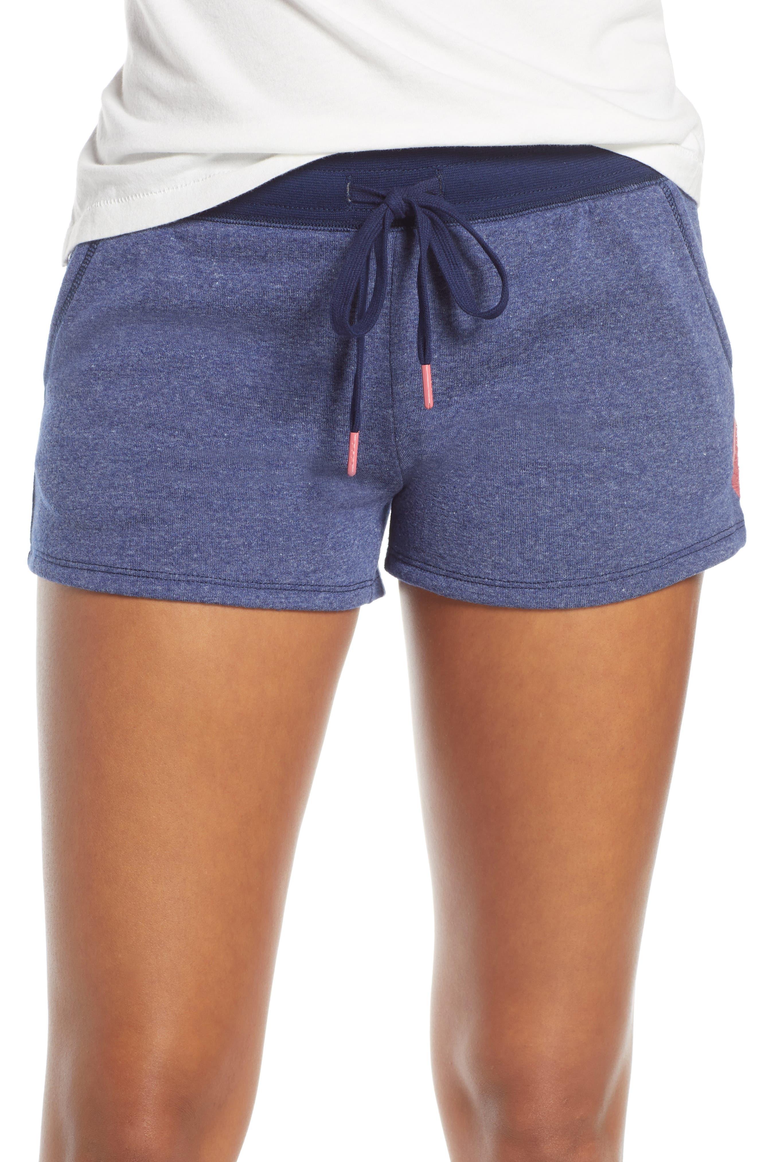 Pj Salvage Sundaze Pajama Shorts, Blue