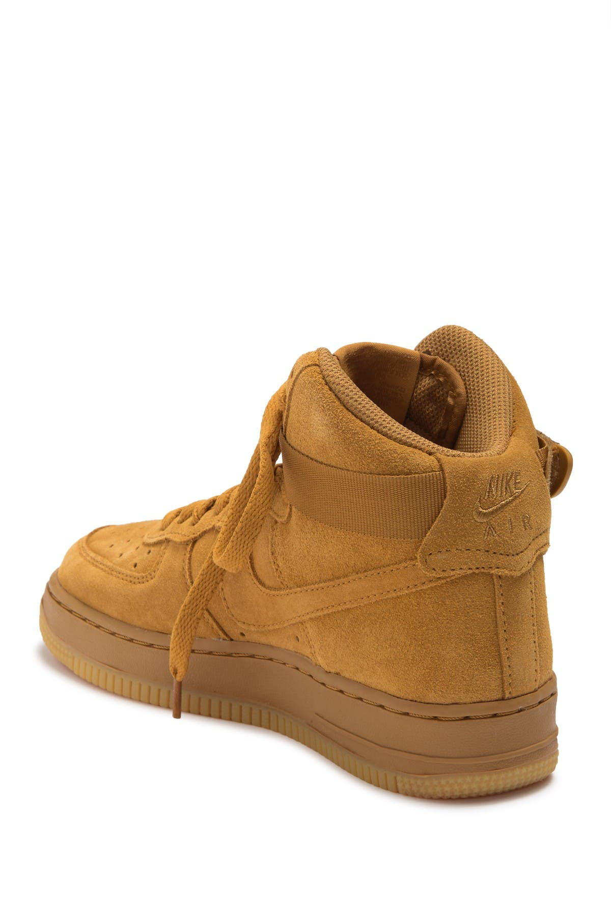 air force 1 high top suede