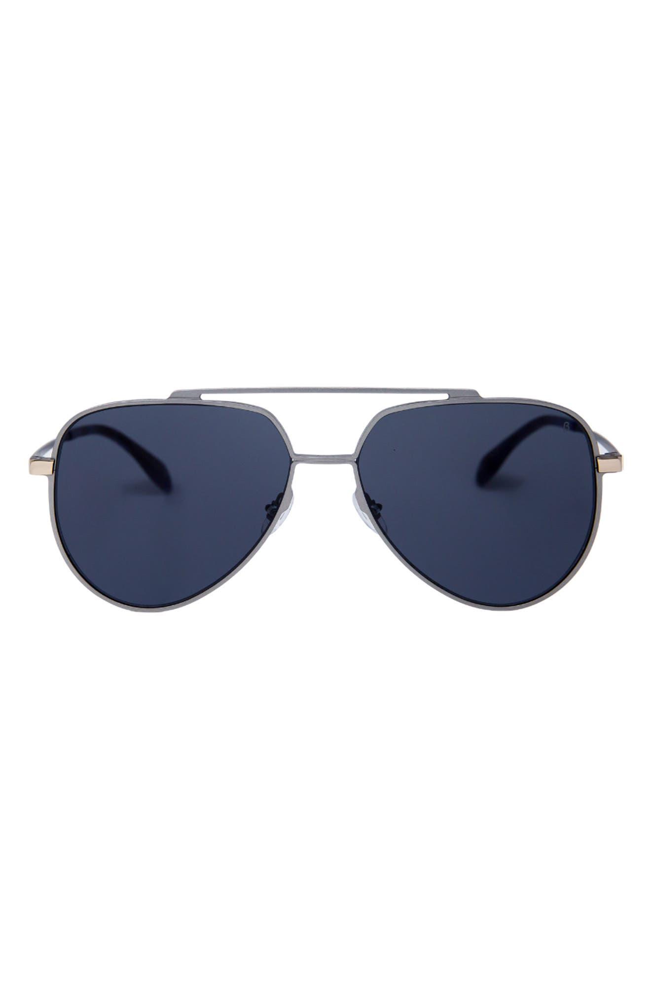 Vizcaya 58mm Aviator Sunglasses