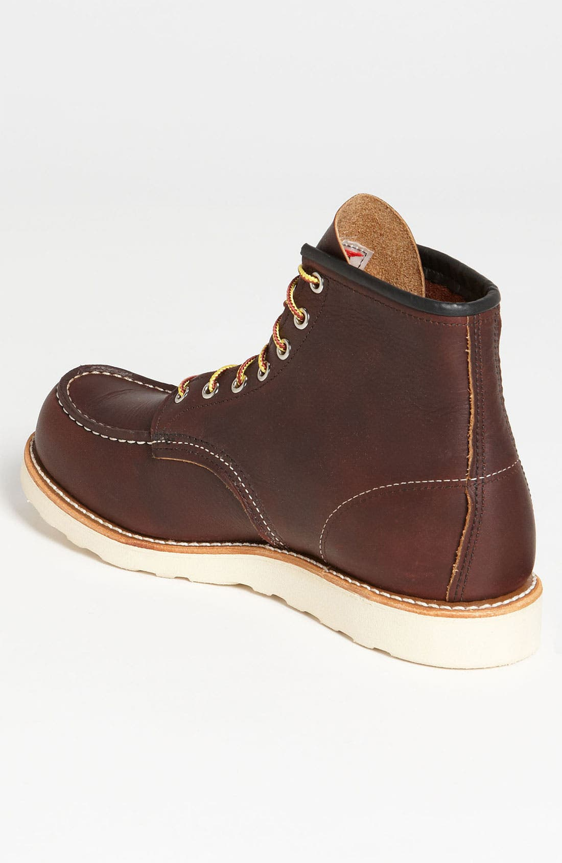 Red Wing 6 Inch Moc Toe Boot