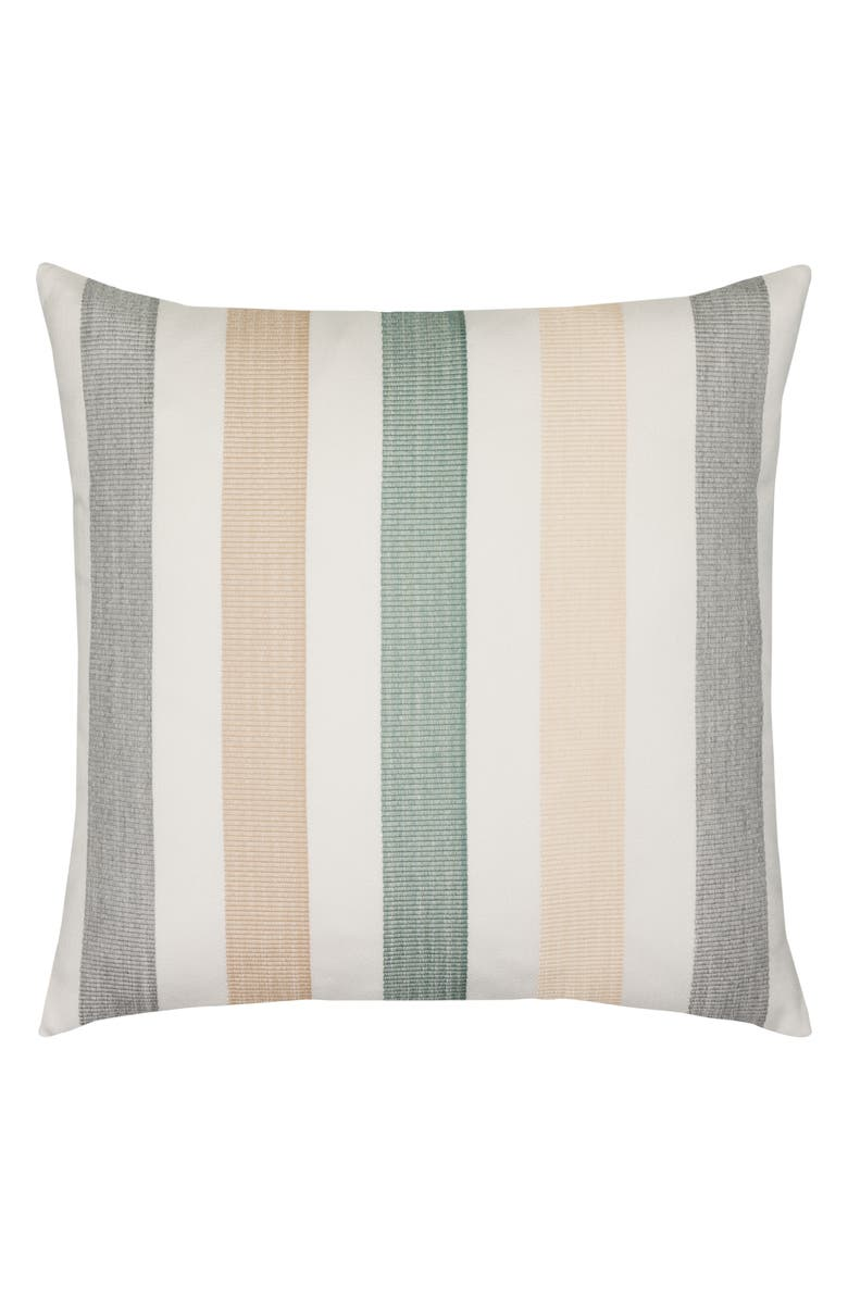 ELAINE SMITH Axiom Indoor/Outdoor Accent Pillow, Main, color, GRAY MULTI