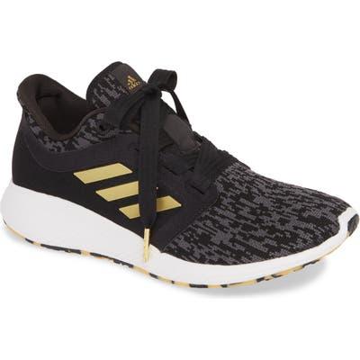 Adidas Edge Lux 3 Running Shoe, Black