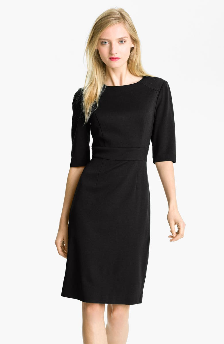 TRINA TURK 'Monarch' Sheath Dress, Main, color, 001
