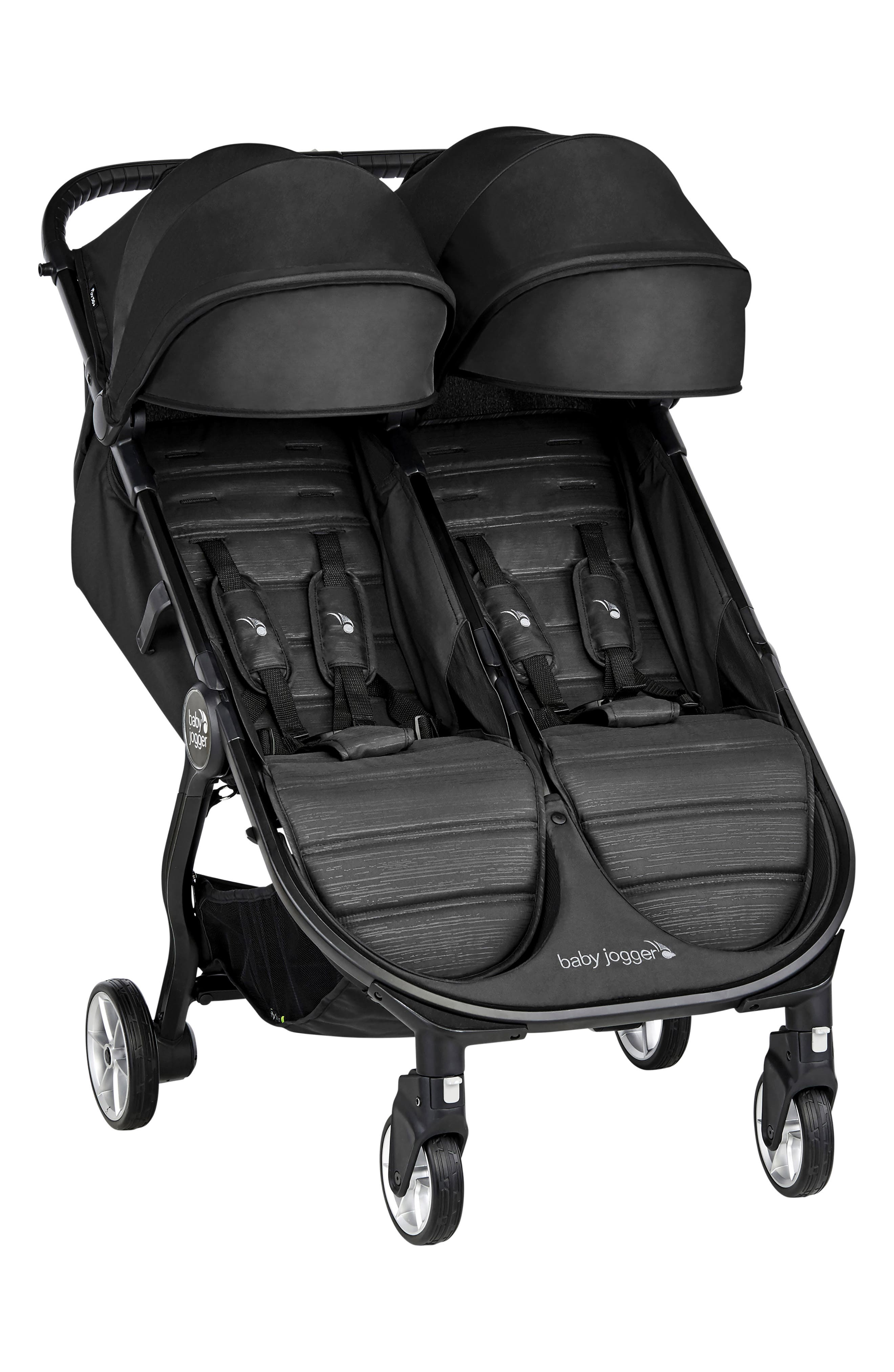 Infant Baby Jogger City Tour(TM) 2 Double Stroller Size One Size  Black