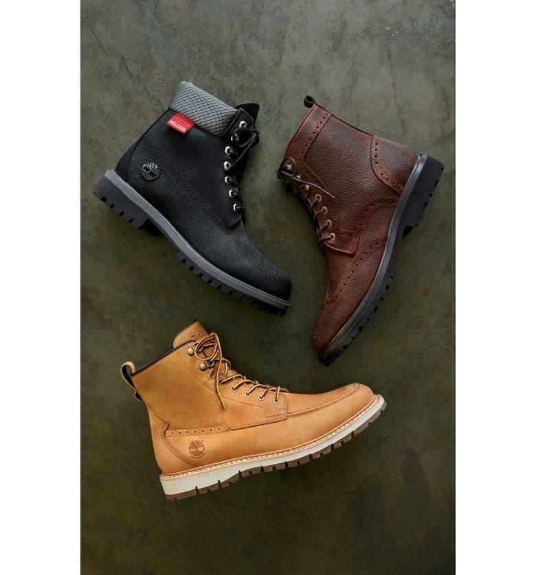 'Britton Hill' Moc Toe Boot