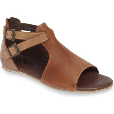 Roan Inaya Sandal- Brown
