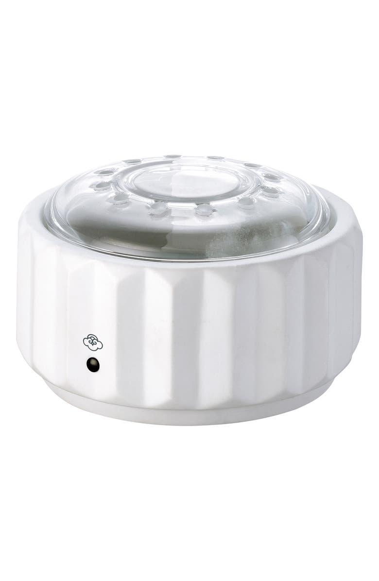 SERENE HOUSE Axis Scentilizer Cool Mist Ultrasonic Aroma Diffuser, Main, color, WHITE