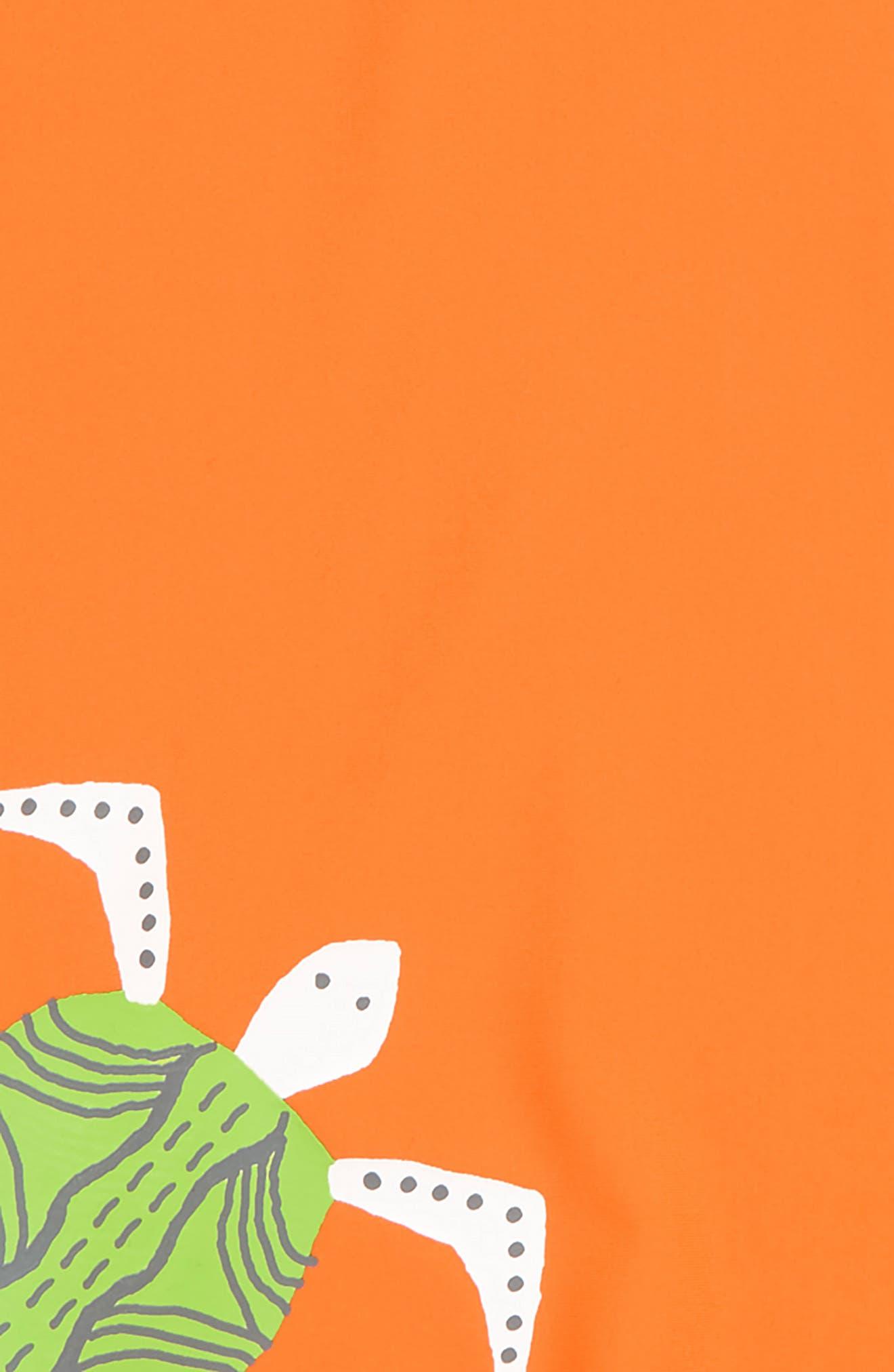 ,                             Turtles Rashguard,                             Alternate thumbnail 2, color,                             ORANGE