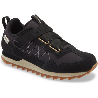 Merrell Alpine Cross Sneaker, Black