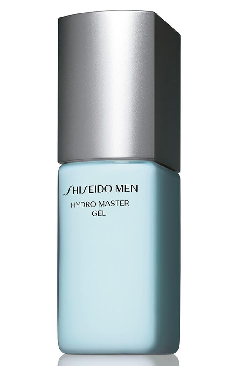 SHISEIDO Men Hydro Master Gel Moisturizer, Main, color, NO COLOR