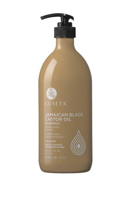 Image of Luseta Beauty Black Jamaican Castor Oil Shampoo - 33.8 oz.
