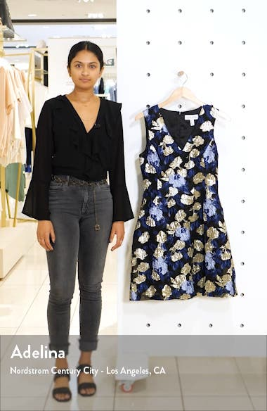 Organza Jacquard Dress, sales video thumbnail