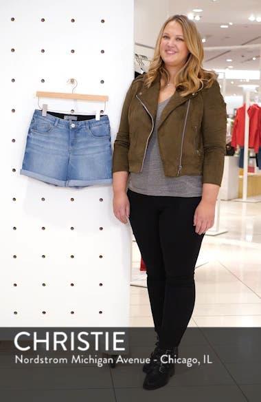 Ab-solution Denim Shorts, sales video thumbnail