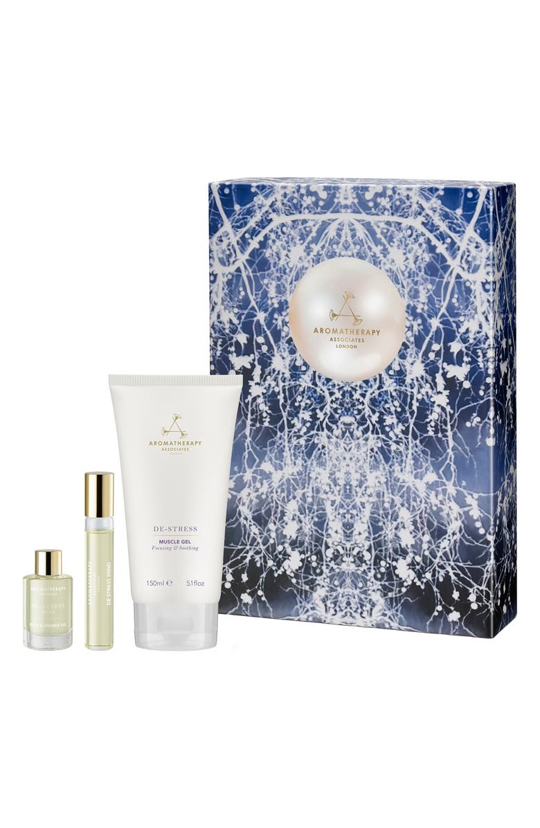 AROMATHERAPY ASSOCIATES Self Care Is Your Healthcare Set, Main, color, NO COLOR