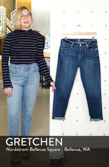 Josefina Ankle Boyfriend Jeans, sales video thumbnail