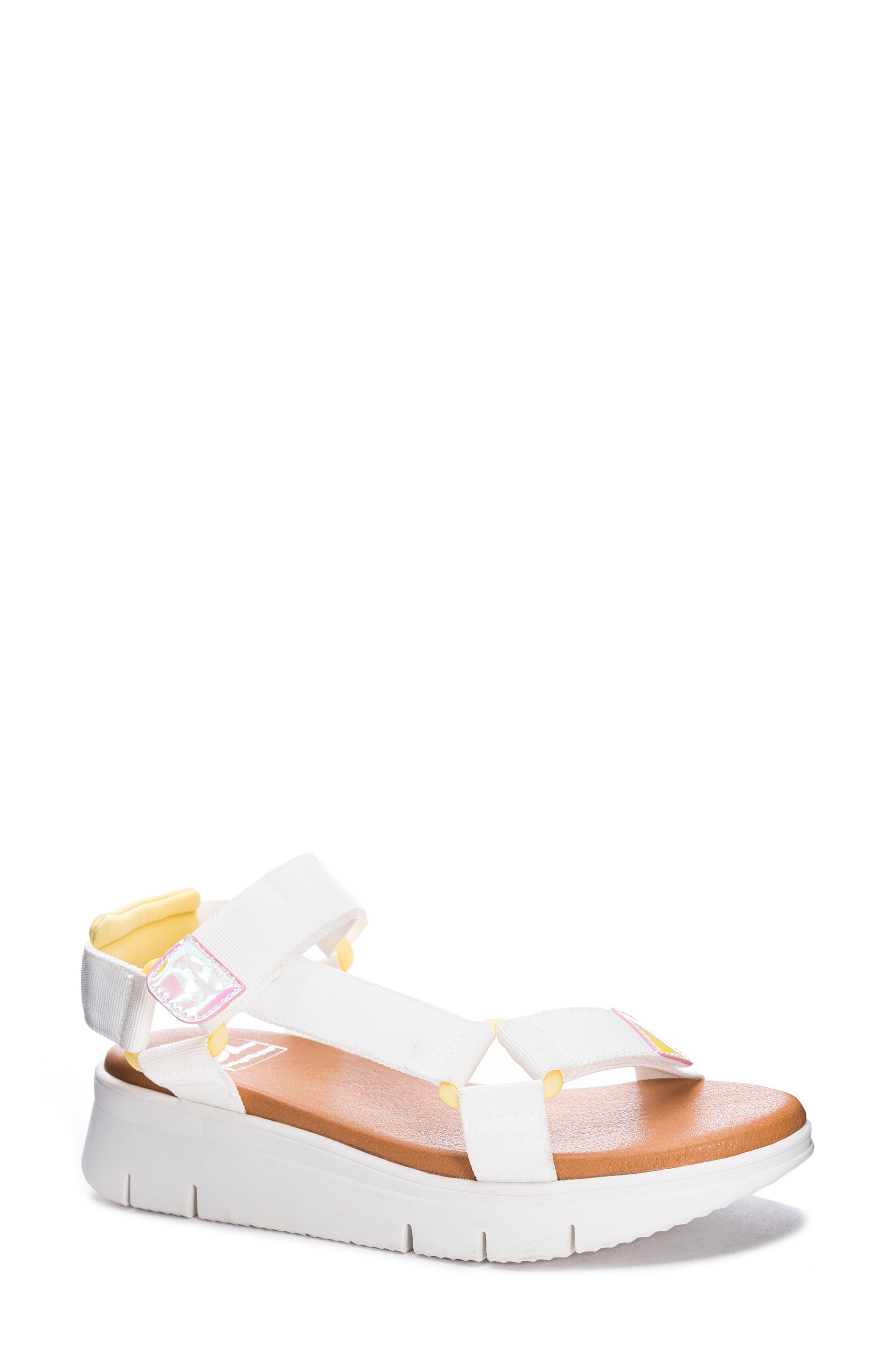 Qwest Strappy Sandal