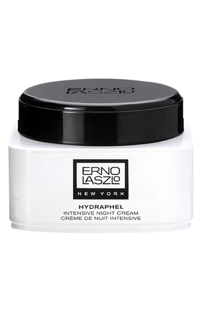 ERNO LASZLO Hydraphel Intensive Night Cream, Main, color, NO COLOR