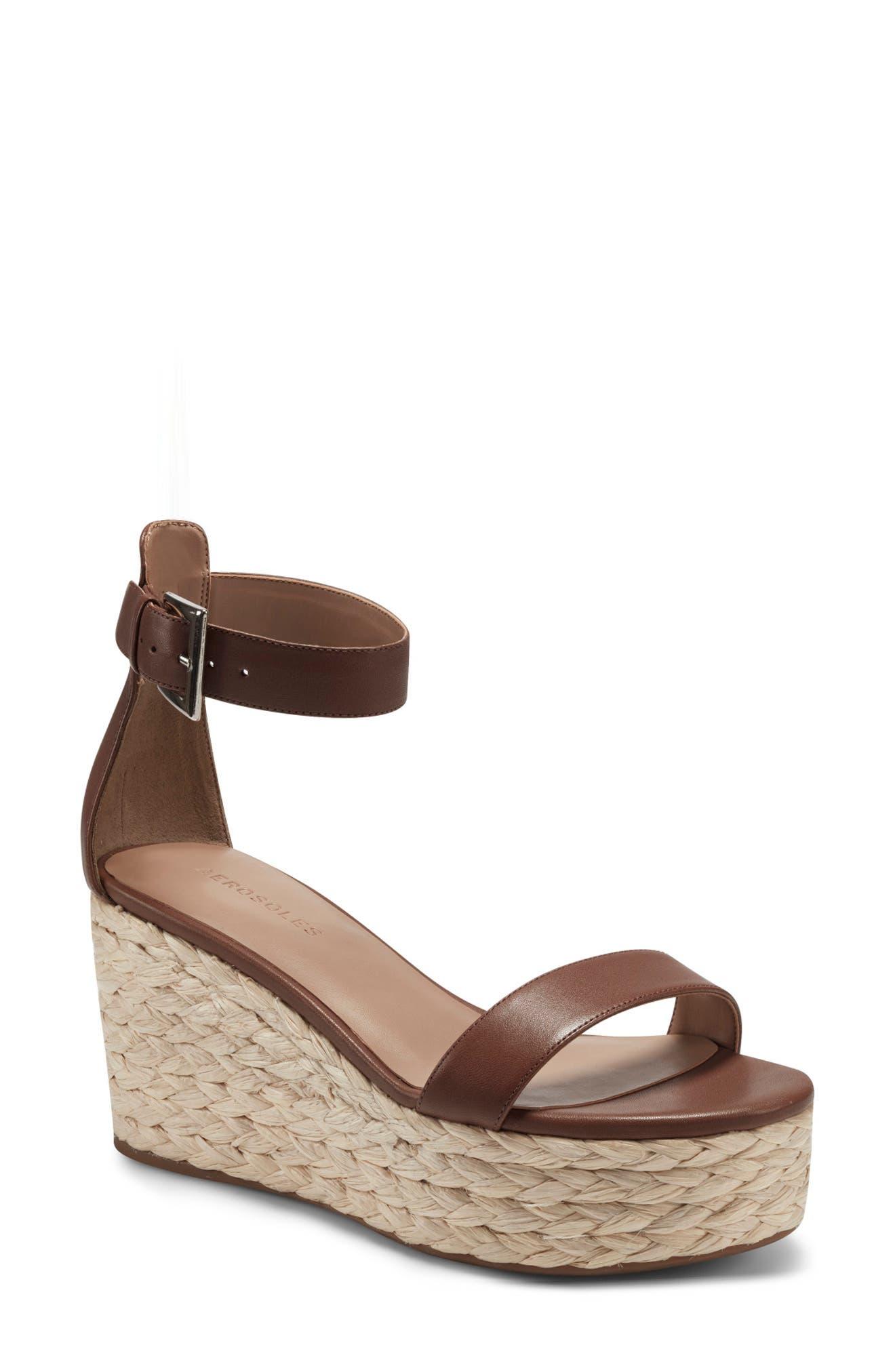 Hannah Platform Sandal