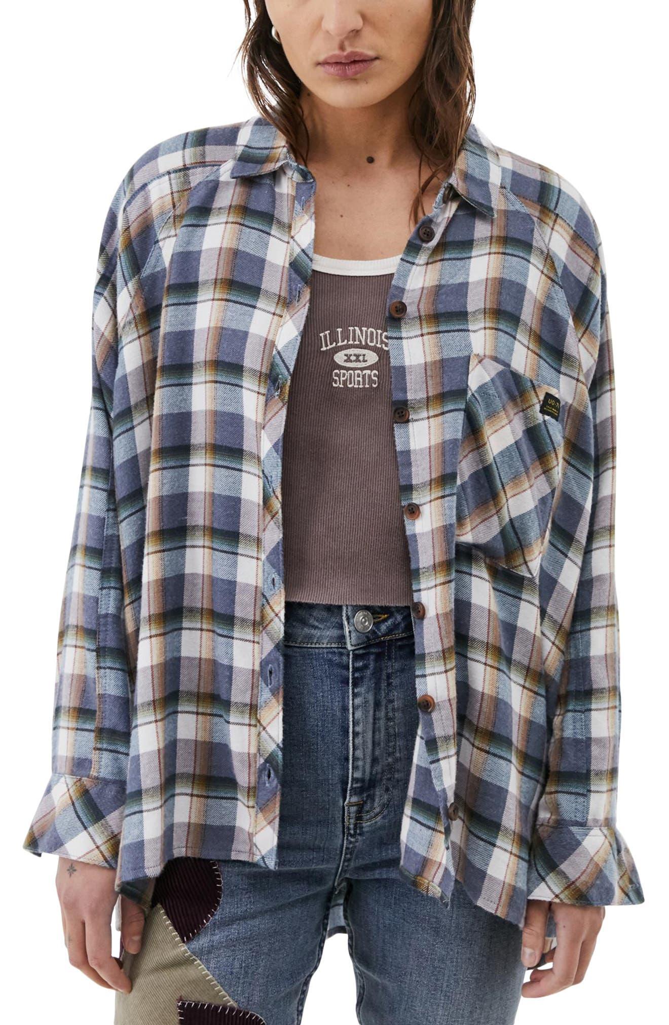 Brendan Flannel Shirt
