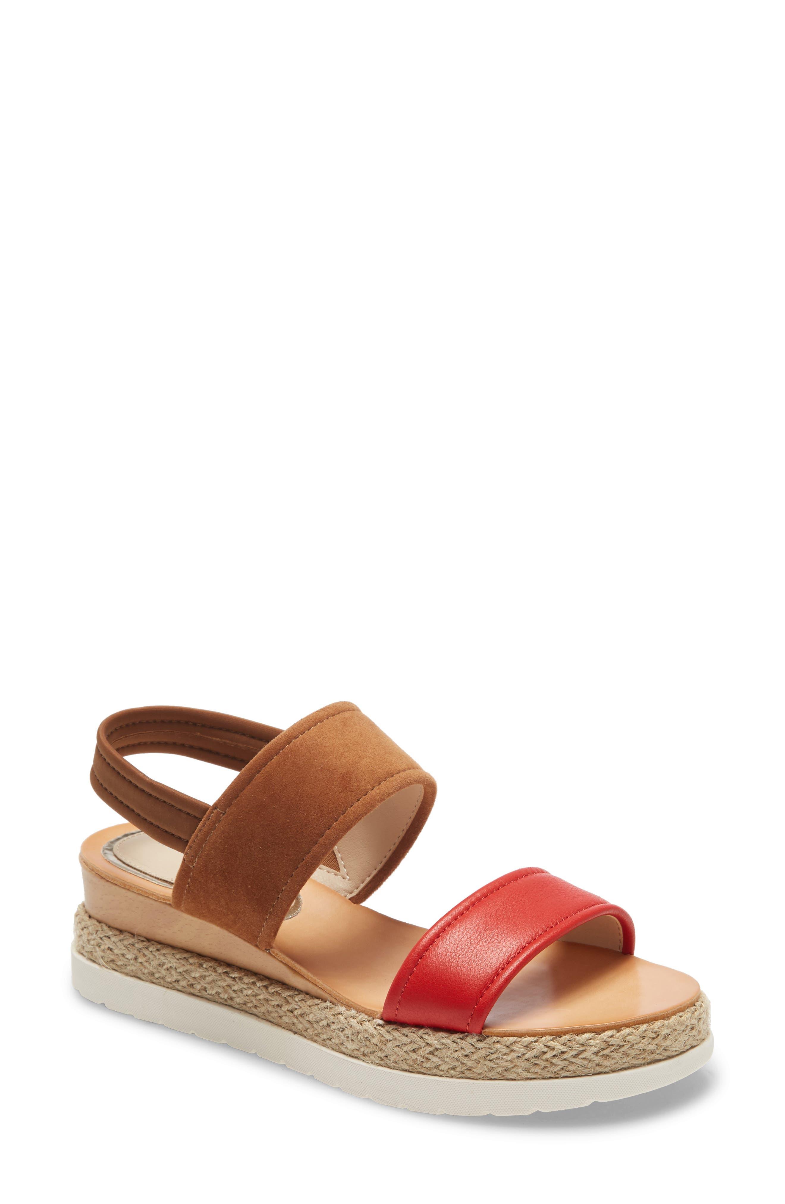 Jules Platform Sandal