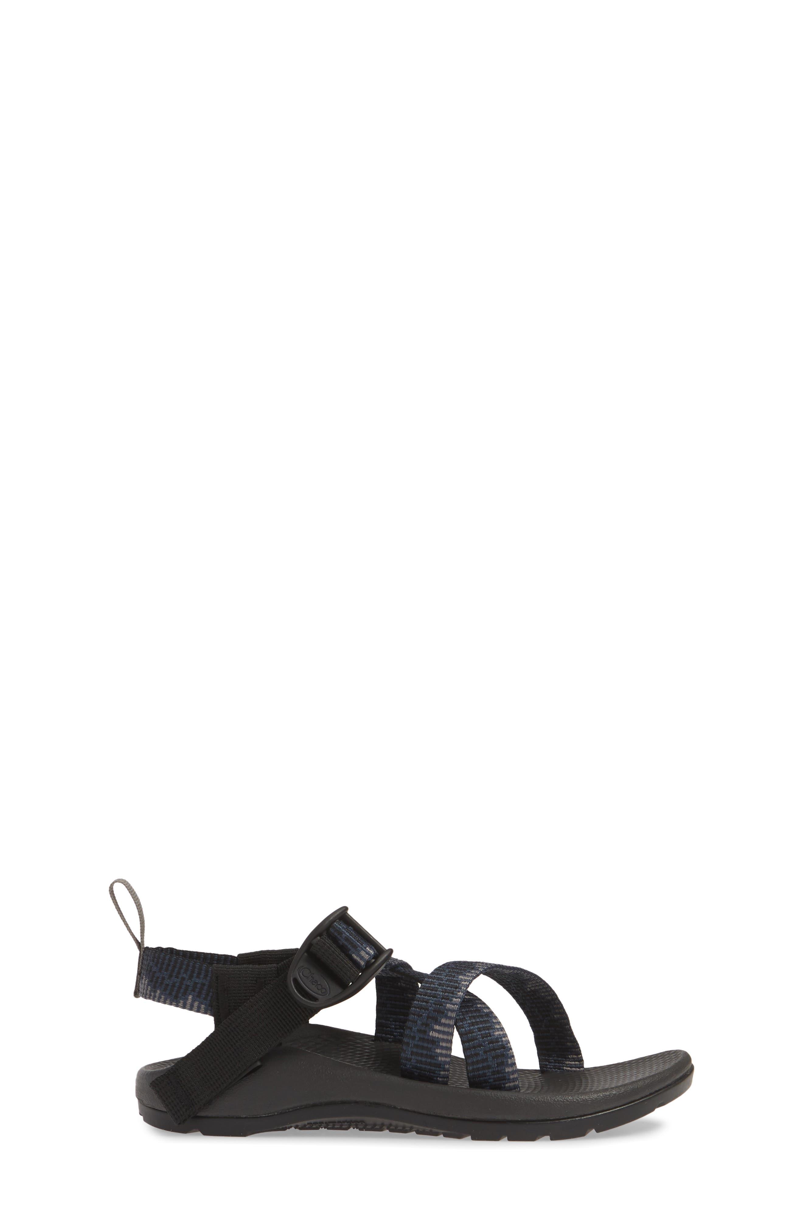 ,                             Z/1 Sport Sandal,                             Alternate thumbnail 3, color,                             AMP NAVY