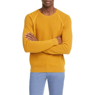 Eidos Wool Crewneck Sweater, Red