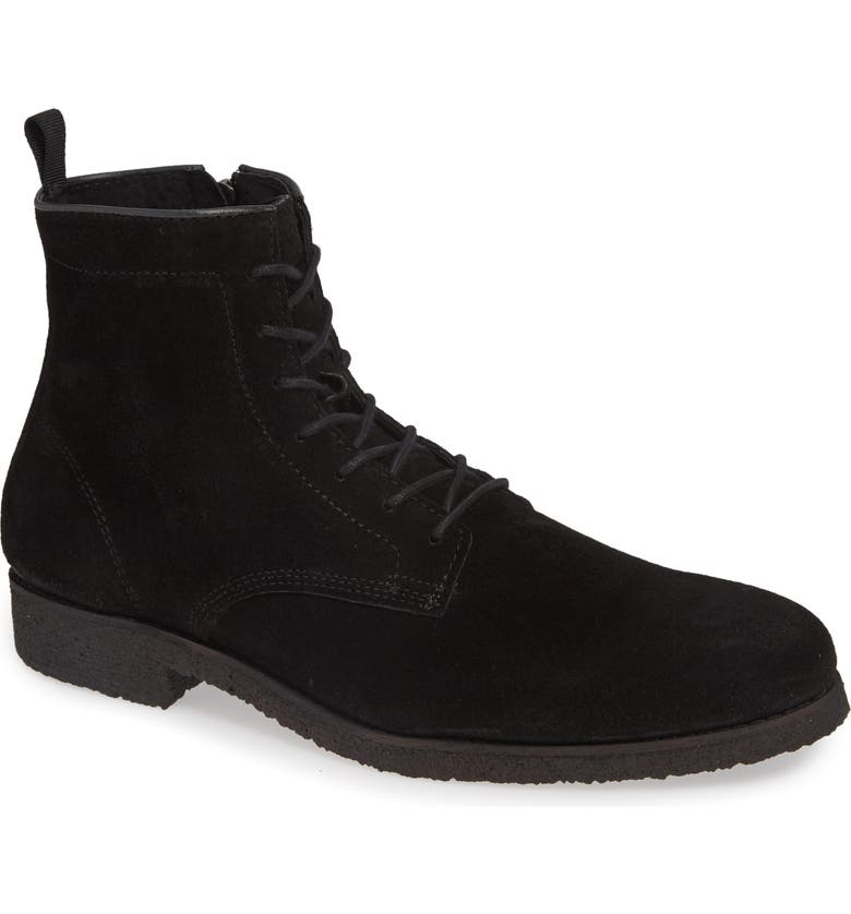SUPPLY LAB Jonah Plain Toe Boot, Main, color, 002