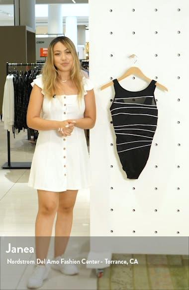 Prismatix Somerset One-Piece Swimsuit, sales video thumbnail