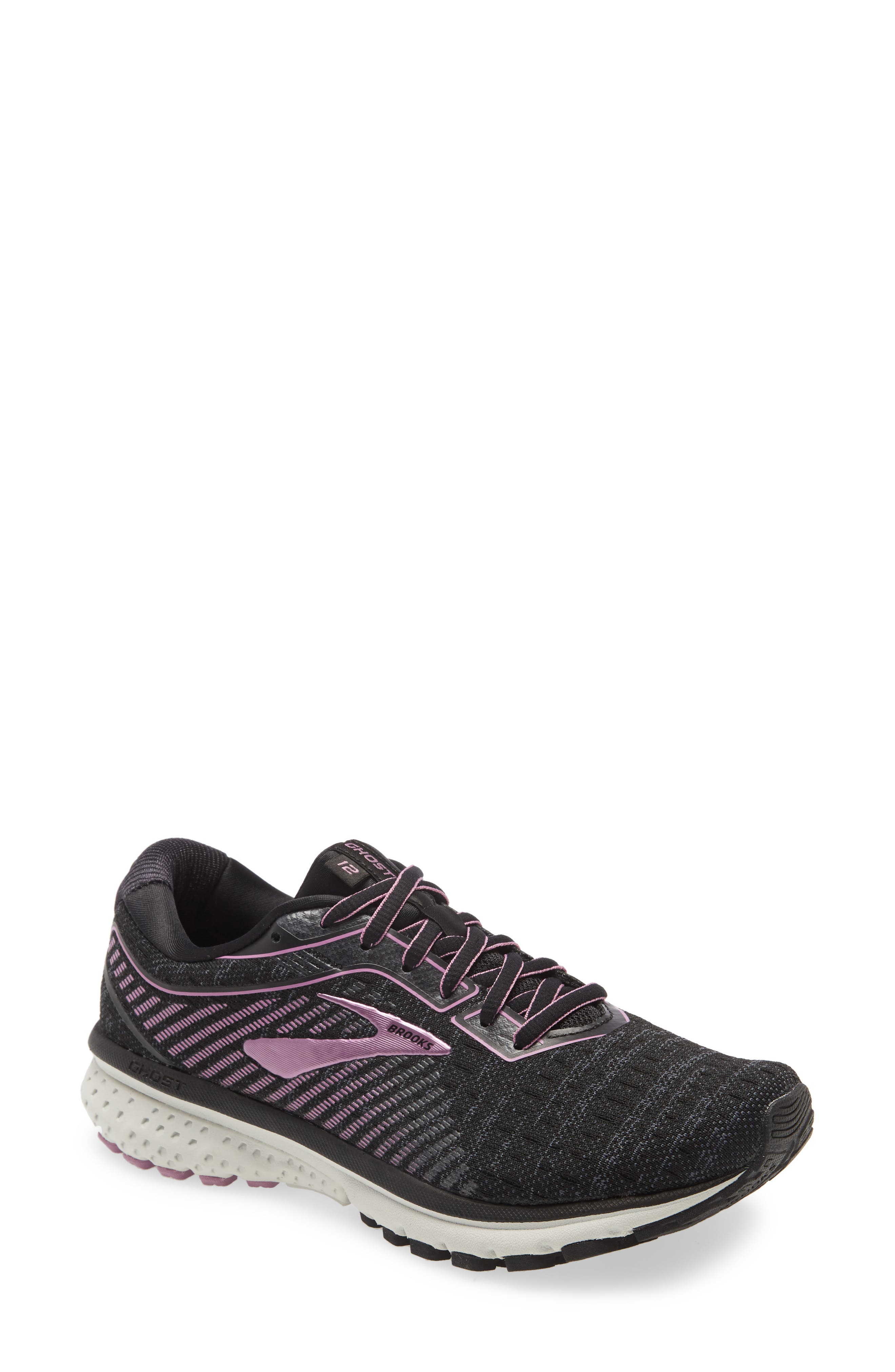 Image of Brooks Ghost 12 Running Shoe - Multiple Widths Available