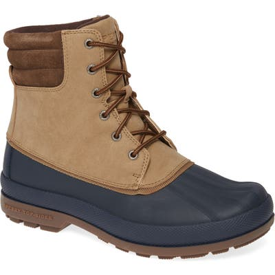 Sperry Cold Bay Duck Boot- Beige