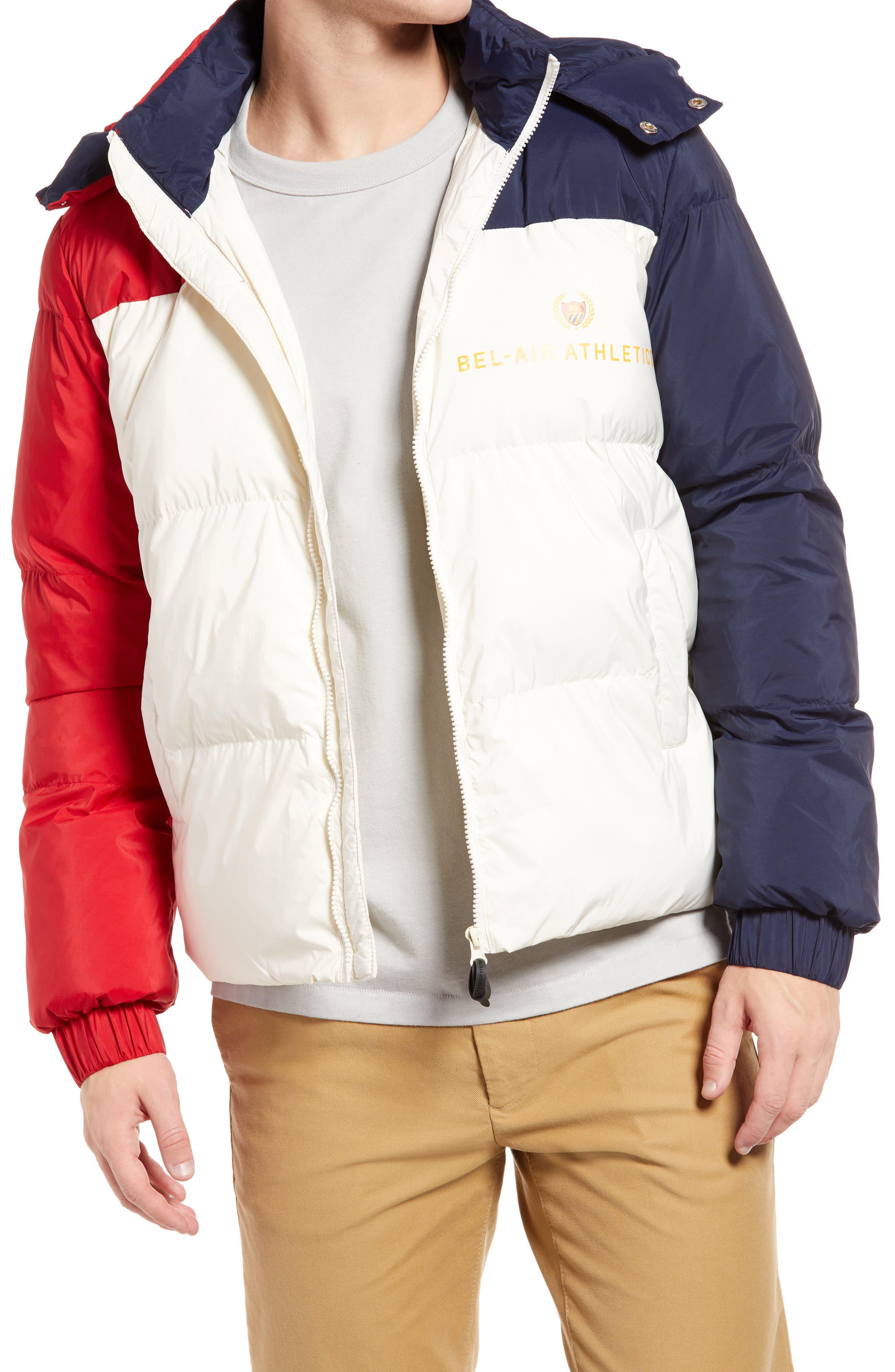 Men's Academy Puffer Coat