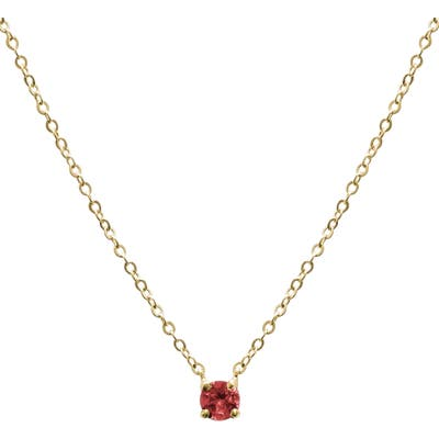 Jane Basch Birthstone Pendant Necklace