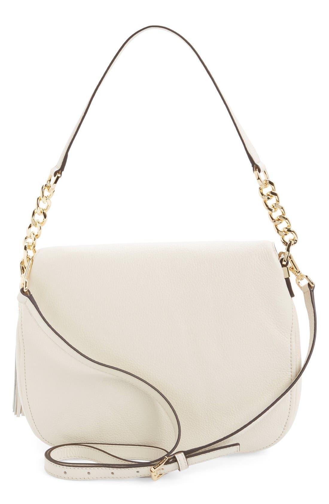 ,                             'Bedford Tassel - Medium' Convertible Leather Shoulder Bag,                             Alternate thumbnail 56, color,                             901
