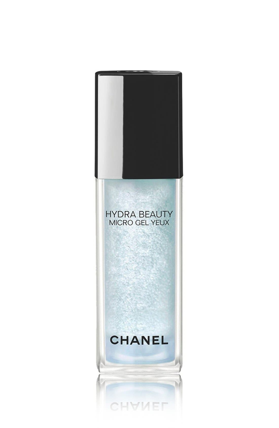 HYDRA BEAUTY MICRO GEL YEUX <br />Intense Smoothing Hydration Eye Gel, Main, color, NO COLOR