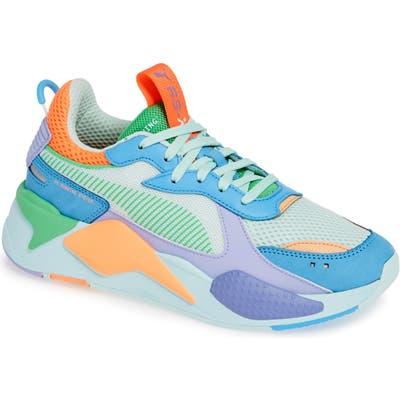 Puma Rs-X Toys Sneaker- Blue/green