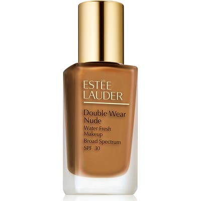 Estee Lauder Double Wear Nude Water Fresh Makeup Broad Spectrum Spf 30 - 6W1 Sandalwood