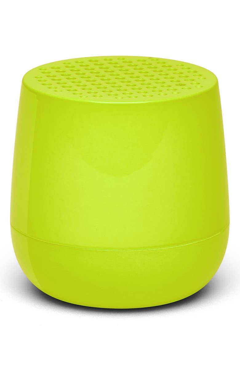 LEXON MINO Glossy Bluetooth<sup>®</sup> Speaker, Main, color, YELLOW