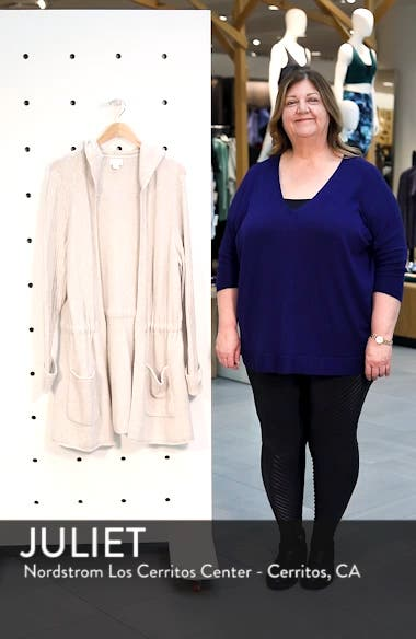 Hooded Cardigan, sales video thumbnail