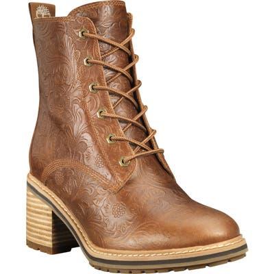 Timberland Sienna High Waterproof Boot- Brown