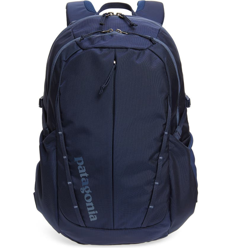 PATAGONIA Refugio 26L Backpack, Main, color, CLASSIC NAVY W/ CLASSIC NAVY