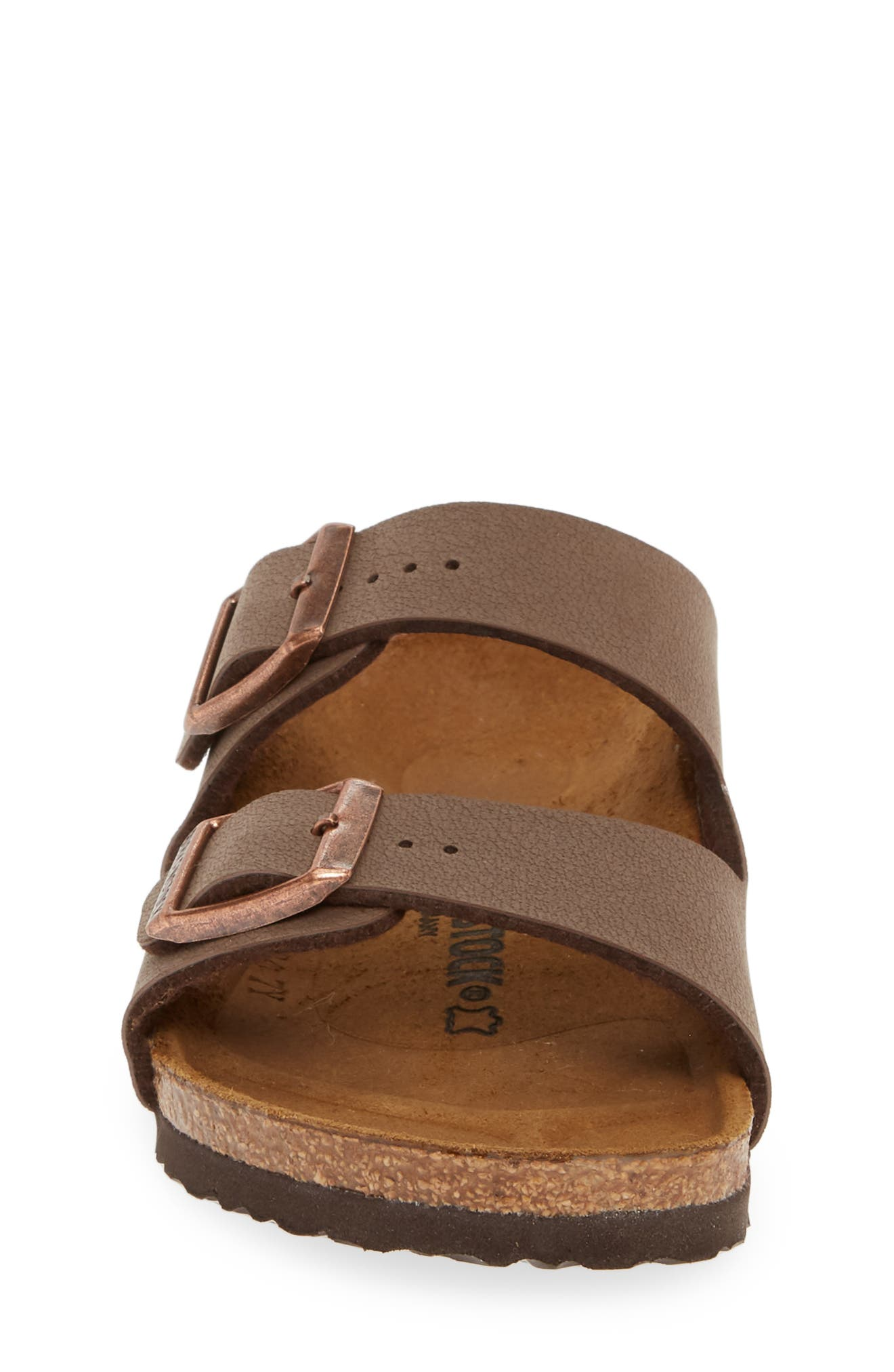 ,                             'Arizona' Suede Sandal,                             Alternate thumbnail 5, color,                             MOCHA