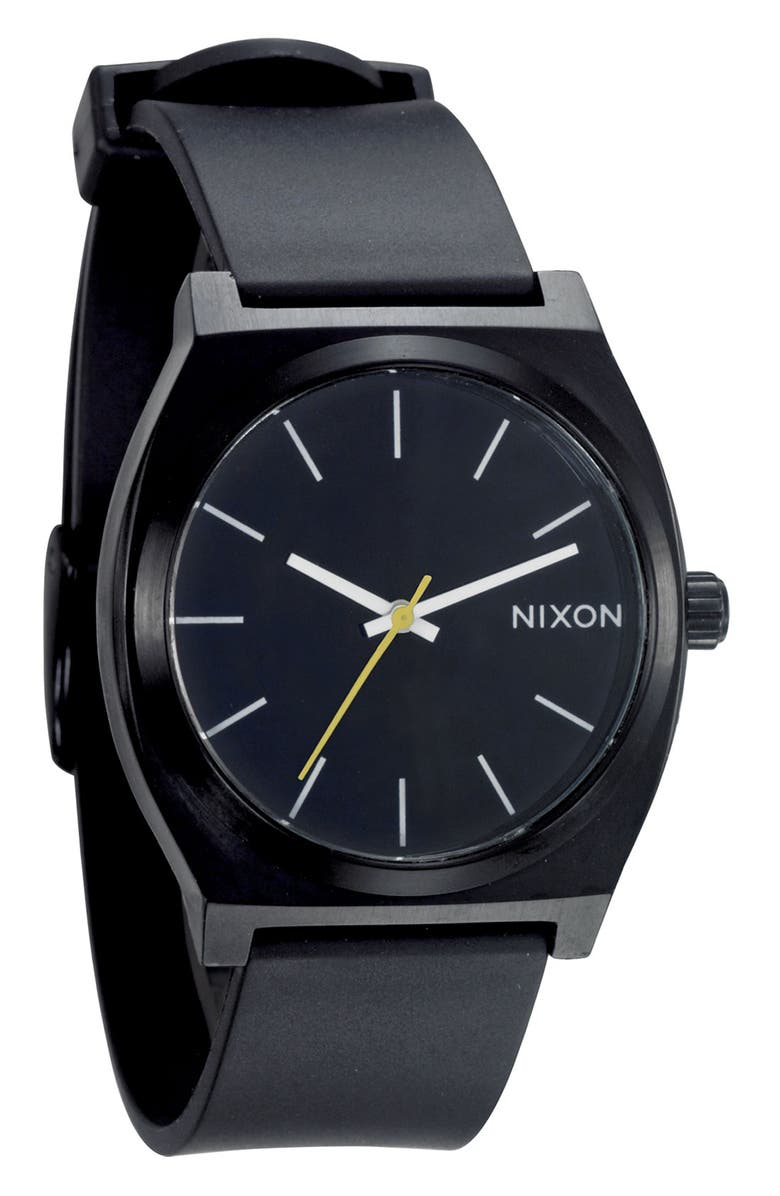 NIXON 'The Time Teller' Watch, 40mm, Main, color, 001