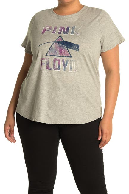 Image of Knit Riot Pink Floyd Slouchy T-Shirt