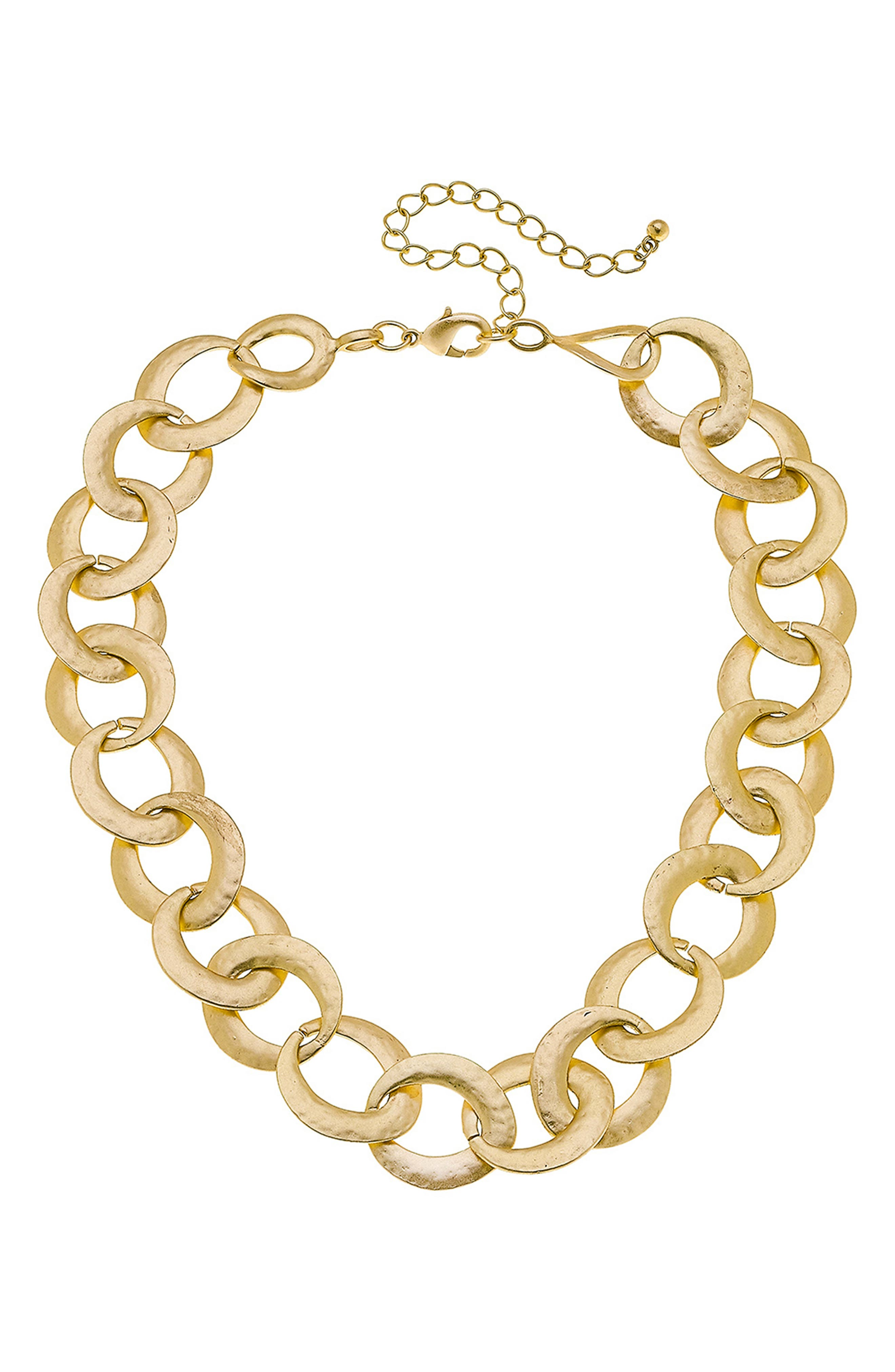 Giana Chain Link Necklace